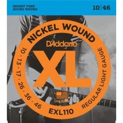 D'Addario EXL110 corde per...