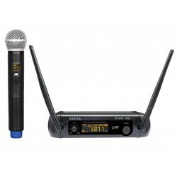 Radiomicrofono palmare UHF